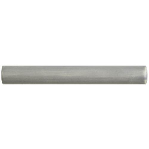 "Picture of 0.63"" x 4.75"" Archivo Pencil Listelo Grey Ceramic Wall Trim"