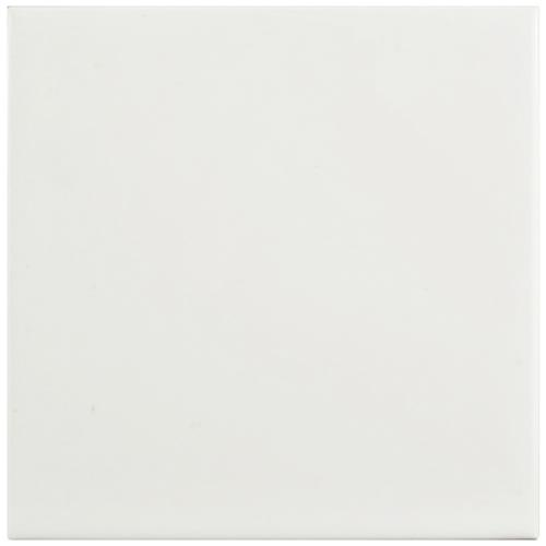 "Picture of Park Slope Glossy White 6""x6"" Ceramic W Tile"